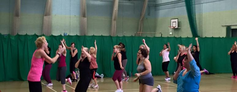Zumba at Springwood Leisure Centre