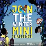 Image for Winter Mini Reading Challenge