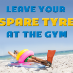 10 ways to get rid of your spare tyre for summer