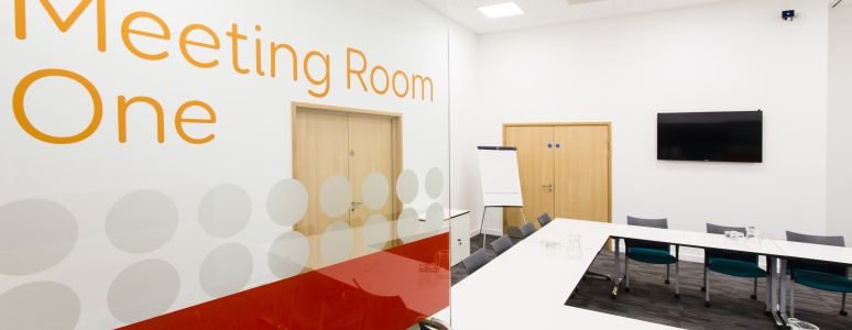 Meeting room and conferencing facilities at Derby Arena