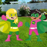 Image for Derby Parks' Superhero Picnic is going virtual!