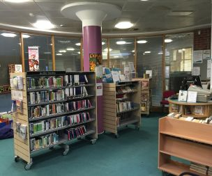 Image for link to Springwood Library