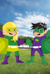 Image for Superhero Picnic in the Park