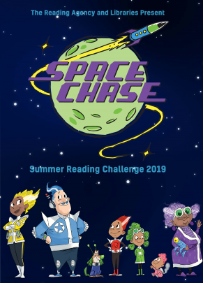 Image for Summer Reading Challenge