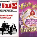 Image for New dates for The Hollies and The Lady Boys of Bangkok