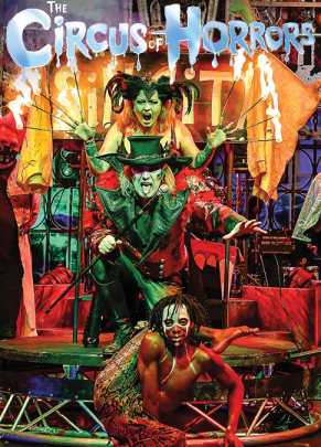 Image for Circus of Horrors
