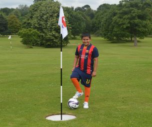 Image for link to Footgolf