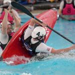 Canoe polo tournament remembers Derby coach who led team to national victory