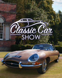 The Derby Retro and Classic Car Show