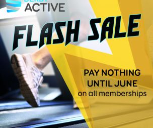 Image for link to Membership Flash Sale