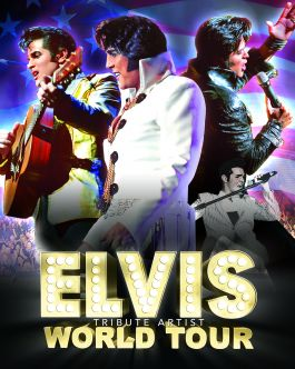Elvis Tribute Artist World Tour