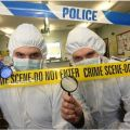 CSI Whodunit Event – Burglary in the Library!
