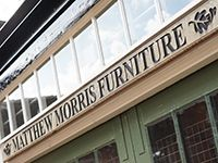 Matthew Morris Furniture at Markeaton Craft Village