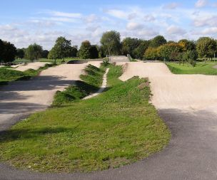 Image for link to BMX track