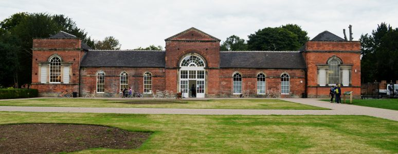 The Orangery at Markeaton Park