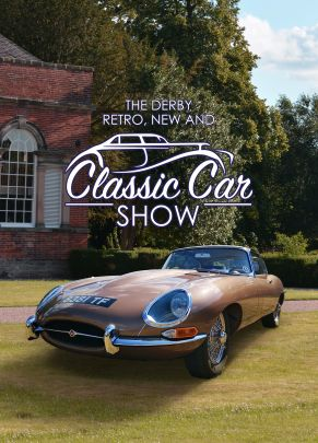 Image for The Derby Retro, New and Classic Car Show
