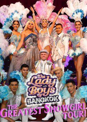 Image for The Ladyboys of Bangkok 2019