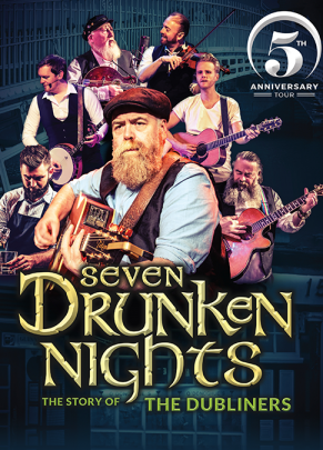 Image for Seven Drunken Nights