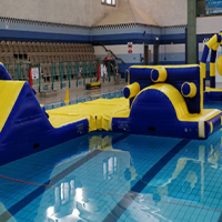 Atlantis is back at Queen's Leisure Centre