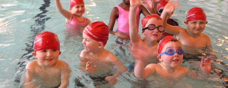 Learn to Swim at Queen's Leisure Centre
