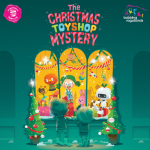 The Christmas Toy Shop Mystery