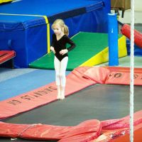 Trampoline coaching - Bouncing safely