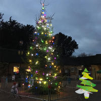 Celebrate Christmas in Markeaton Park